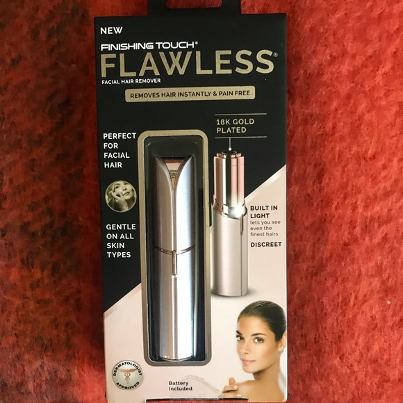 Flawless Other - FLAWLESS FINISHING TOUCH facial hair remover